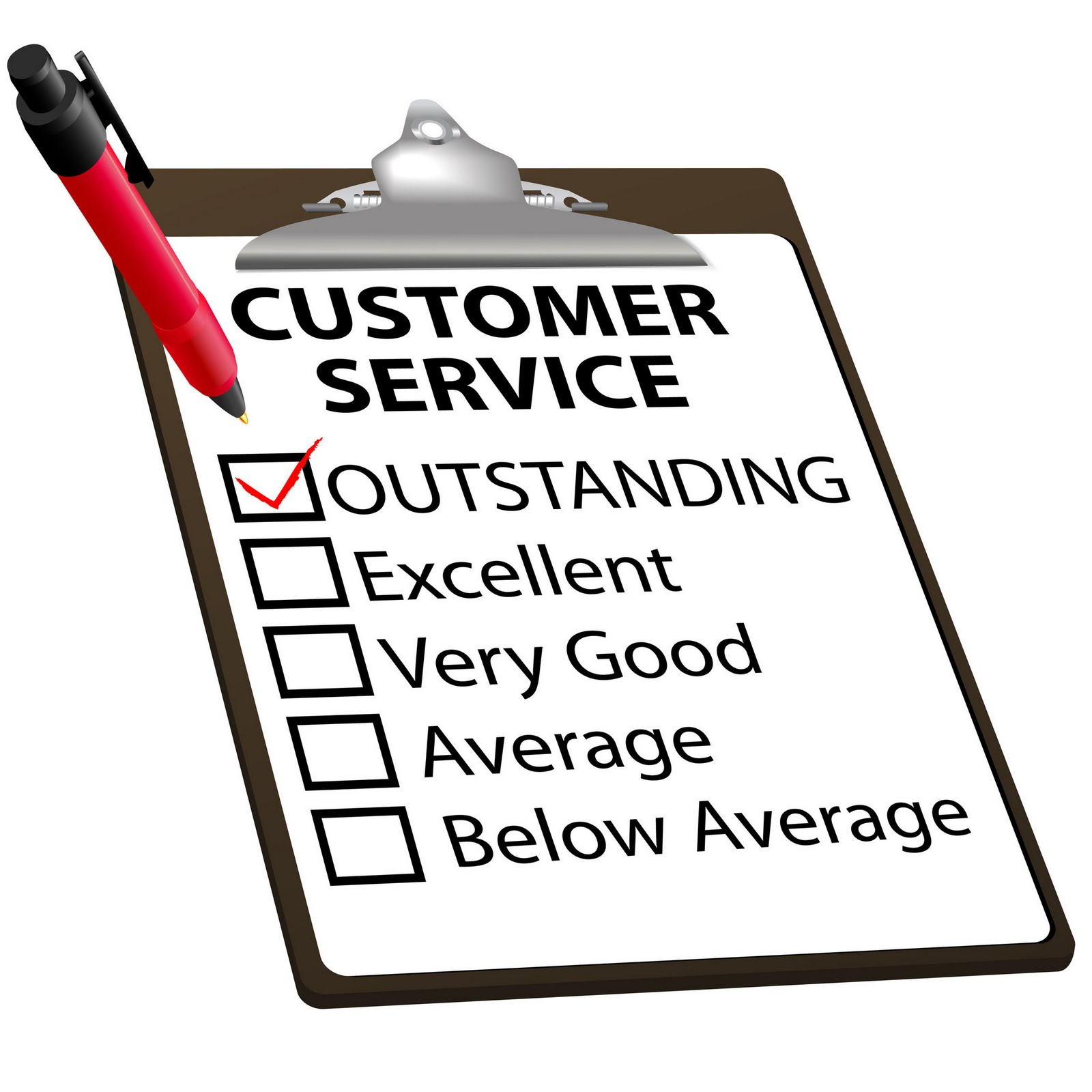 For a customer government group service